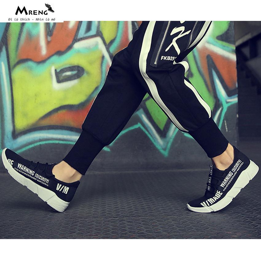 Giày Sneaker Nam Hot 2018 (GIÁ HỦY DIỆT) - MRENG MS02